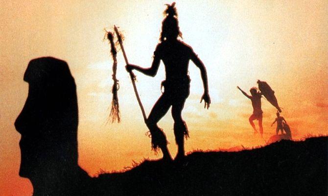 Рапа Нуи: Потерянный рай, фильм