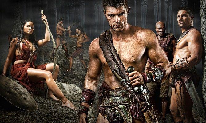 Спартак: Кровь и песок, сериал