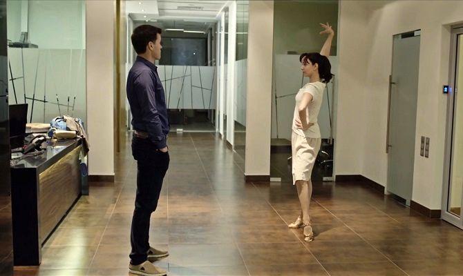 Танец для двоих, фильм