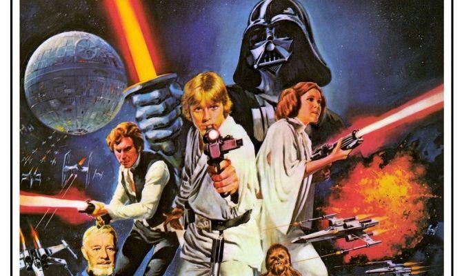 Звёздные войны, фильм