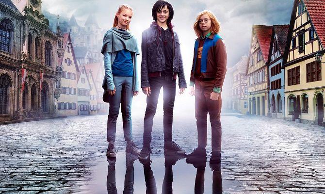 Чудо-детки: Непутевые волшебники, фильм
