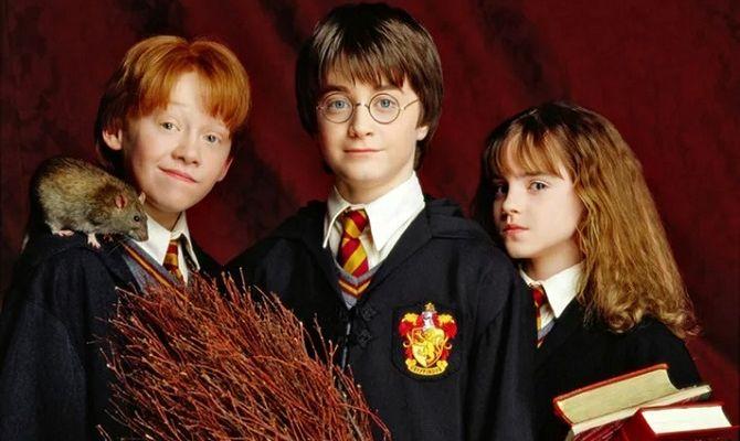 Гарри Поттер, фильм