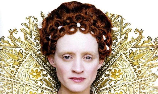 Королева-девственница, сериал
