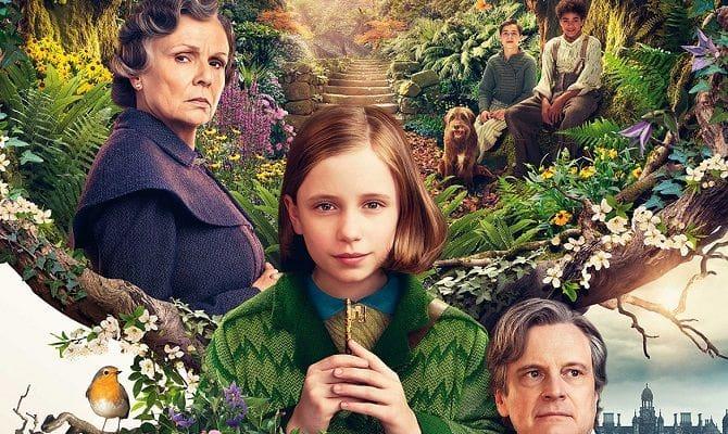 Таинственный сад, фильм