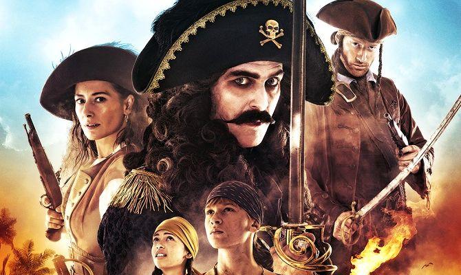 Капитан Саблезуб и сокровища Лама Рама, фильм