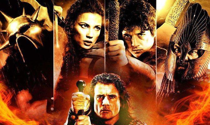Королевство викингов, фильм
