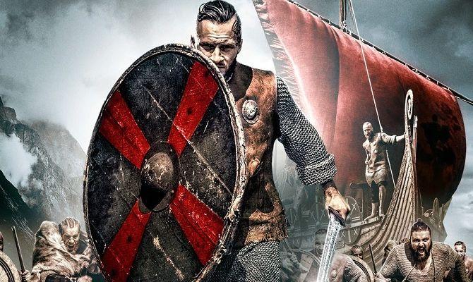 Кровь викингов, фильм
