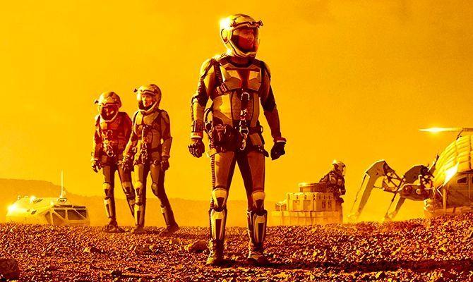 Марс, сериал