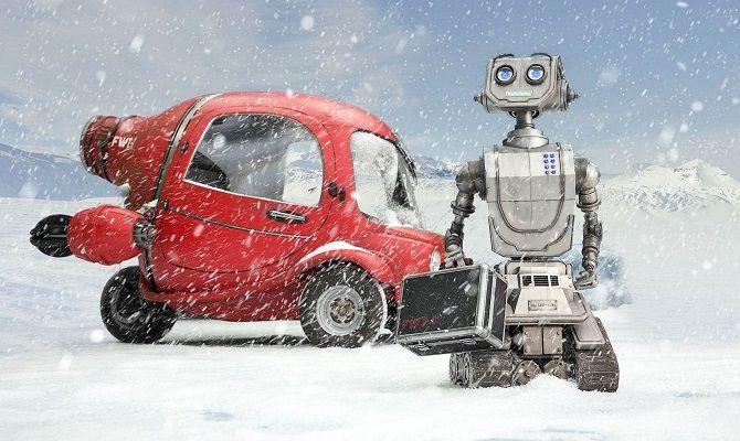 Мой друг Робот, фильм