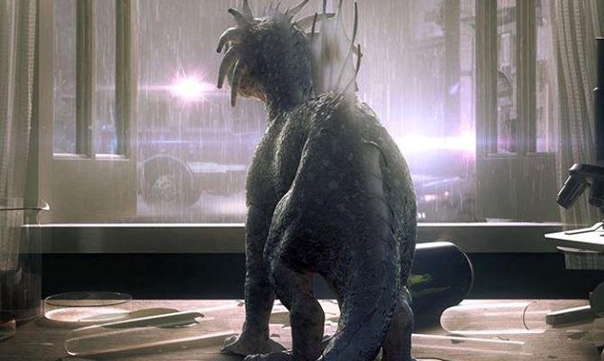 Мой любимый динозавр, фильм