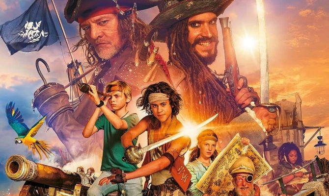 Пираты по соседству, фильм