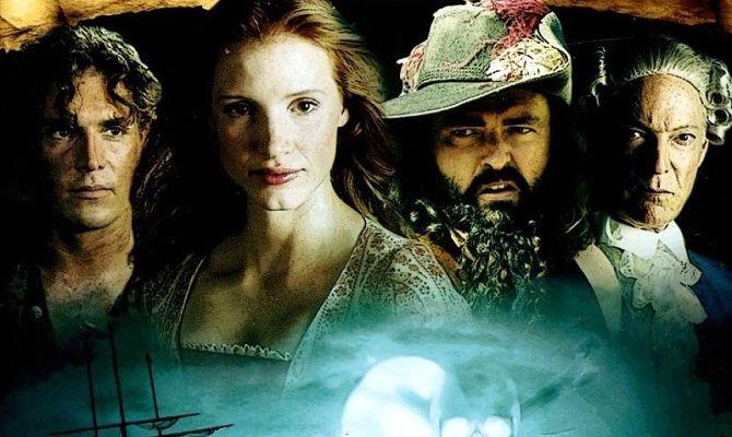 Пираты семи морей: Черная борода, сериал