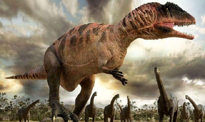 Планета динозавров, фильм