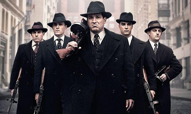 Рождение мафии: Нью-Йорк, сериал