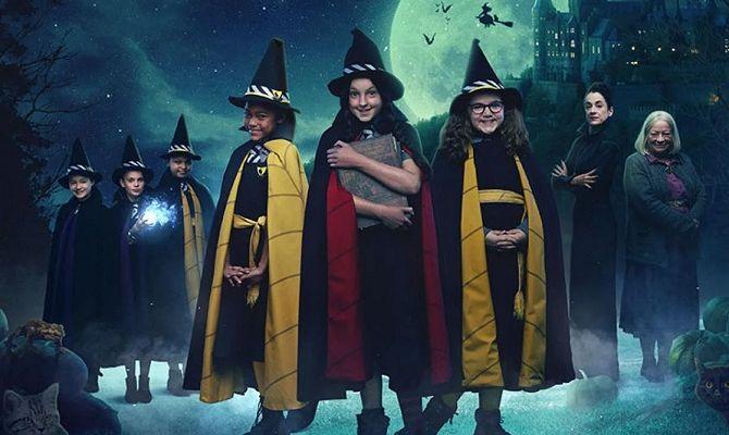 Самая плохая ведьма, сериал
