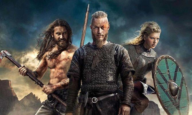 Викинги: Вальхалла, сериал