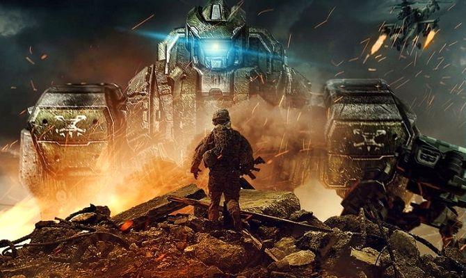 Восстание роботов, фильм