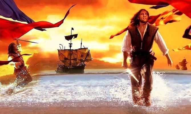 1492: Завоевание рая, фильм