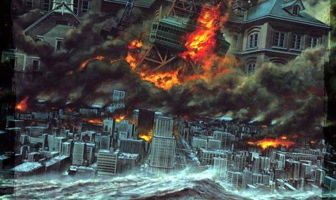 2012: Гибель Империи, фильм