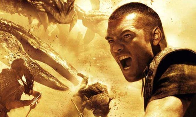 Битва титанов, фильм