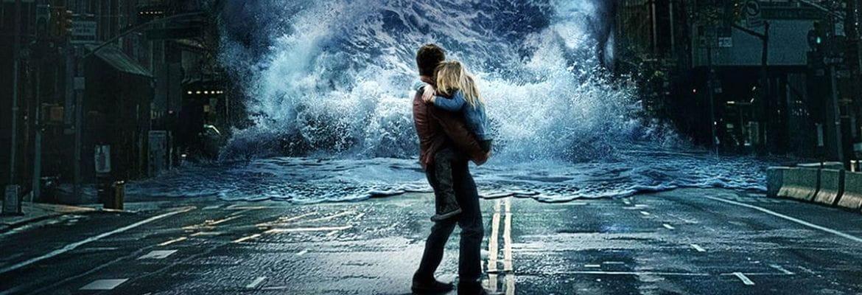 Лучшие фильмы про цунами