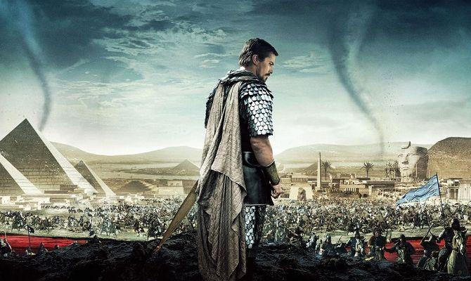 Исход: Цари и боги, фильм