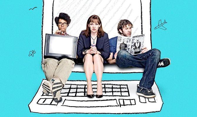 Компьютерщики, сериал