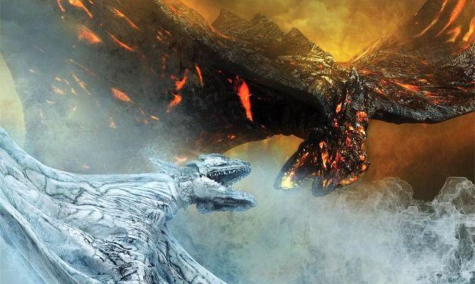 Огонь и лед: Хроники драконов, фильм