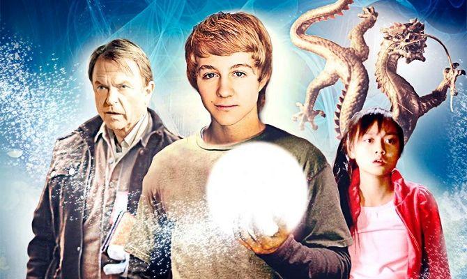 Последний дракон: В поисках магической жемчужины, фильм