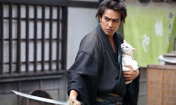 Самурай и кошка, фильм