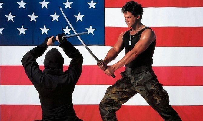 Американский ниндзя, фильм