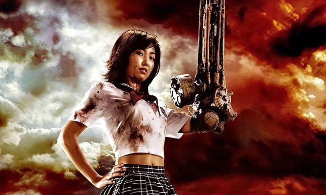 Девочка-пулемет, фильм