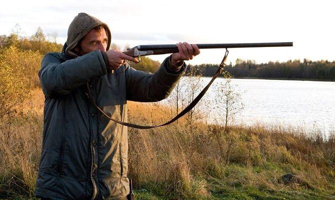 Охотник, фильм