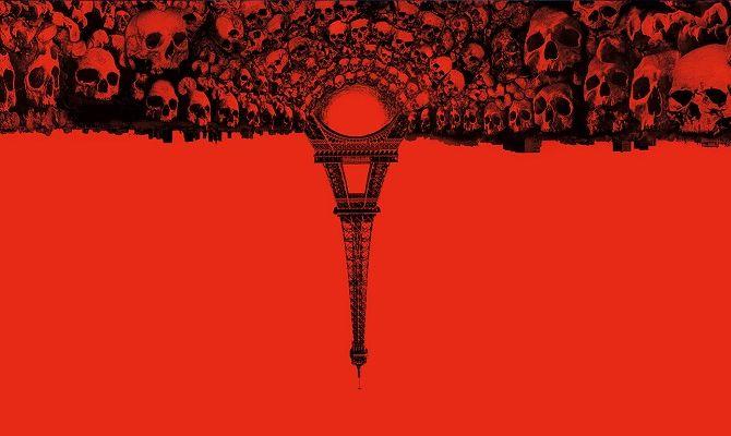 Париж: Город мёртвых, фильм