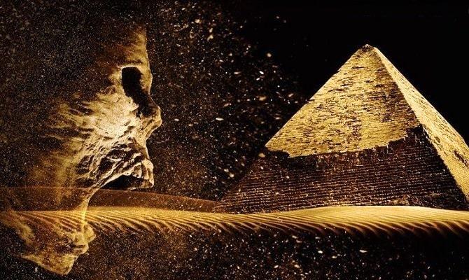 Пирамида, фильм