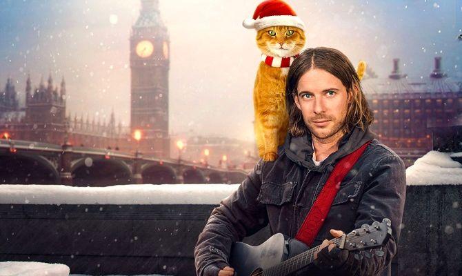 Рождество кота Боба, фильм