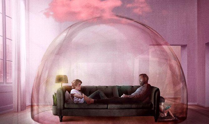Розовое облако, фильм