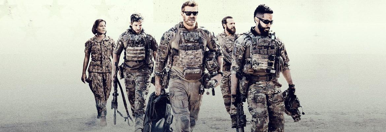 Лучшие сериалы боевики