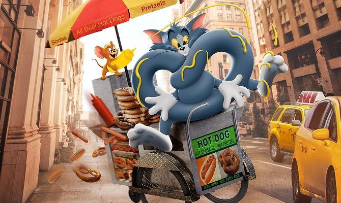Том и Джерри, фильм