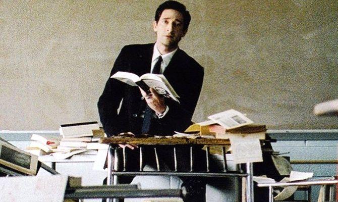 Учитель на замену, фильм