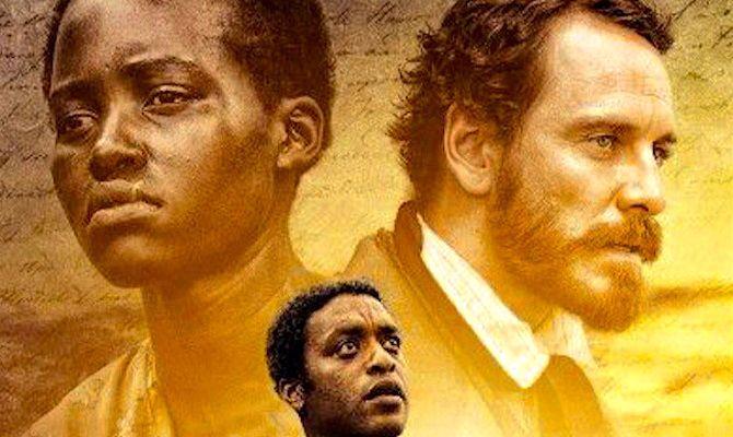 12 лет рабства, фильм