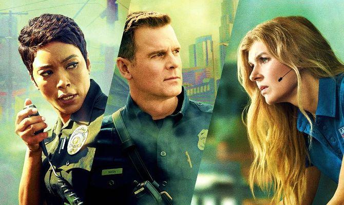 911 служба спасения, сериал