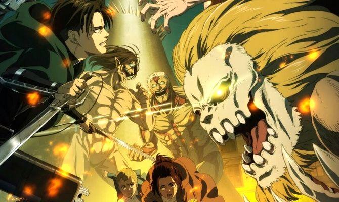 Атака Титанов: Финал, аниме