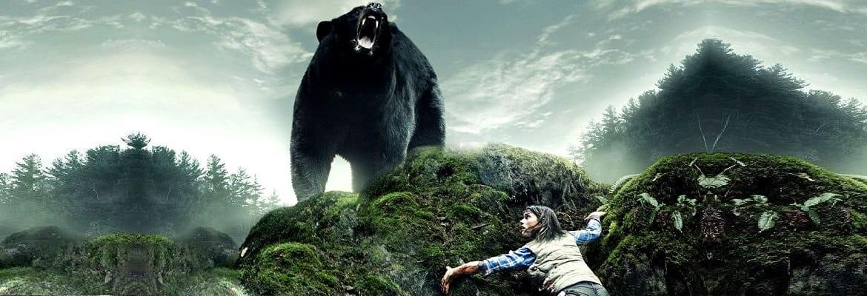 Лучшие фильмы про медведей