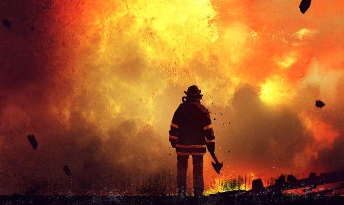 Команда 49: Огненная лестница, фильм