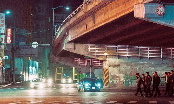 Криминальный город, фильм