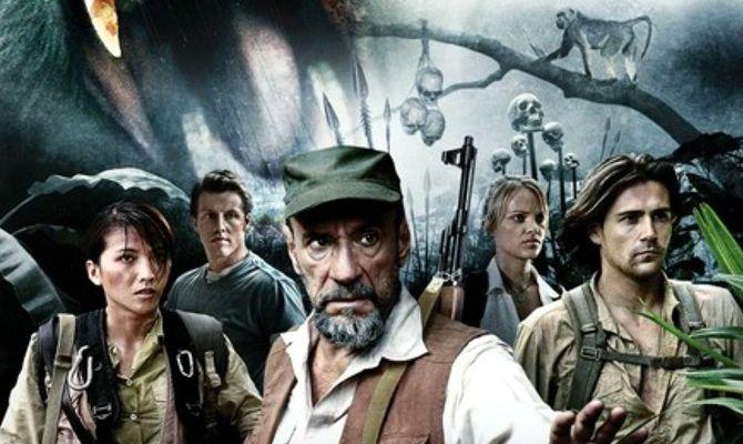 Кровавые джунгли, фильм
