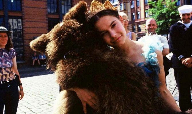 Медвежий поцелуй, фильм