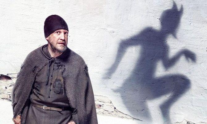 Монах и бес, фильм