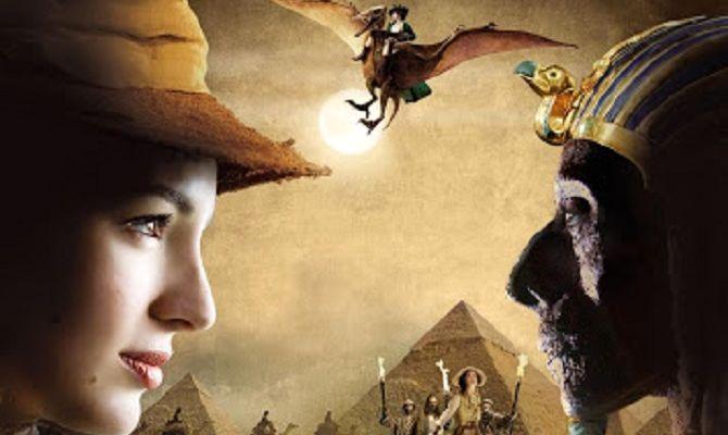 Необычайные приключения Адель, фильм